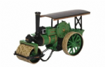 Oxford Diecast 76FSR005 Fowler Steam Roller No.18873 City of Truro